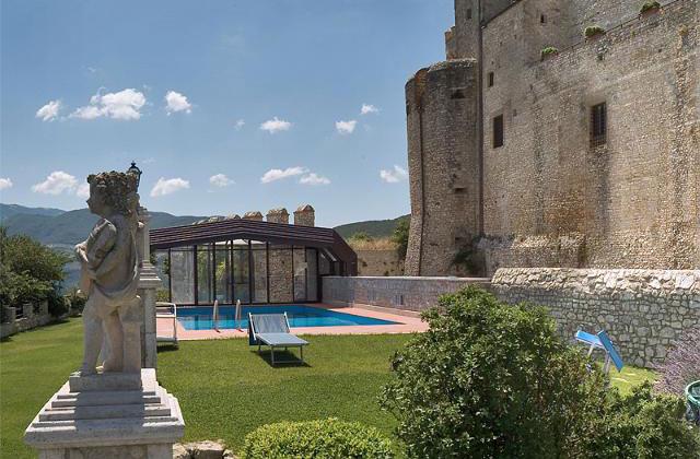 Hotel Castello Orsini Nerola E 18 Hotel Selezionati Nei