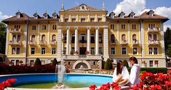 Imperial Grand Hotel Terme Levico Terme Hotel