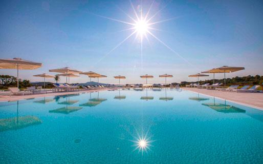Paradise Resort Sardegna San Teodoro Hotel