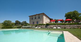 Podere Le Olle Montegabbione Castiglione del Lago hotels
