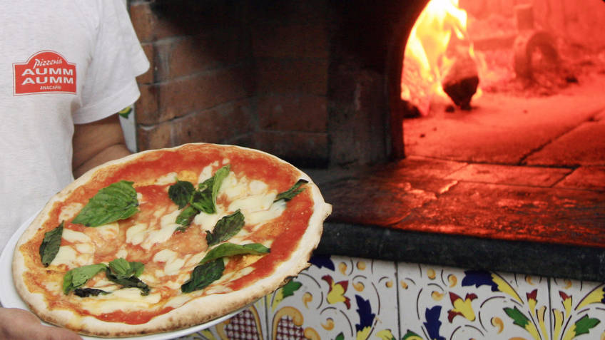 Pizzeria Aumm Aumm Restaurants Anacapri