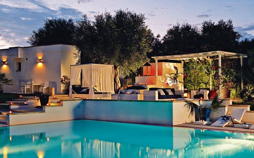 Hotel Cisternino  Stelle