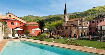 Relais del Maro Borgomaro Sanremo hotels
