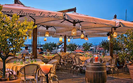 Lo Zodiaco Restaurants Capri