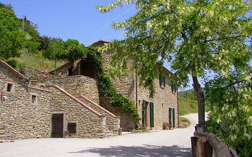 Casale della Torre Farmhouse Holidays Cortona