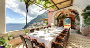 Villa San Giacomo Positano Hotel
