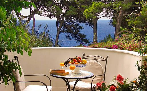 Nautilus Hotel 3 estrelas Capri