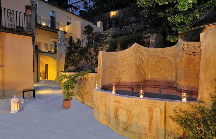 Loft apartments amalfi villas amalfi coast italy for Apartments amalfi