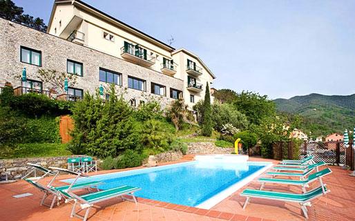 Villa Edera Hotel 3 Stelle Moneglia