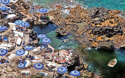 La Fontelina Balne�rios Capri