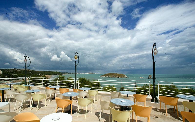 Gattarella resort vieste e 47 hotel selezionati nei dintorni for Piscina g s roma 53 roma