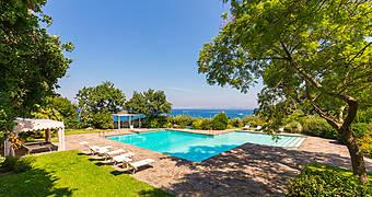 Villa Capricorno Ischia Hotel