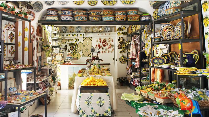 L'Oasi Ceramiche Prodotti tipici Anacapri