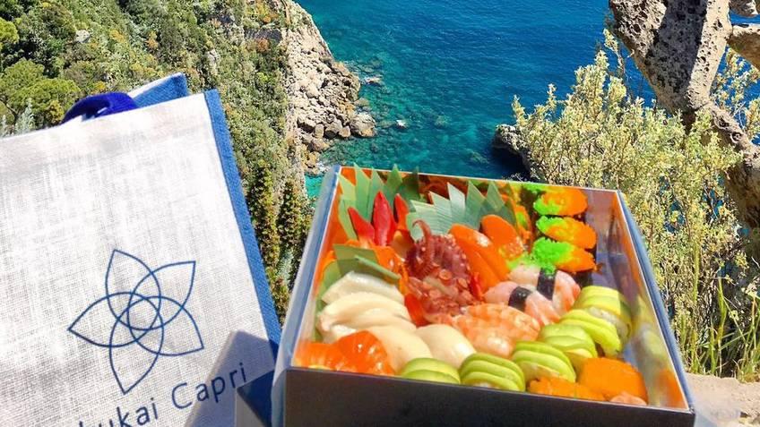 Kukai Capri Restaurants Capri