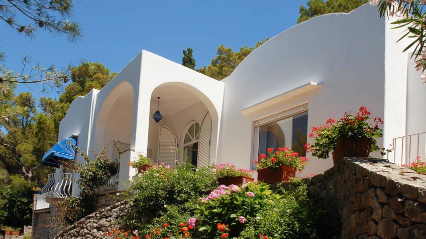 Poggio dei Ciclopi Casas Capri