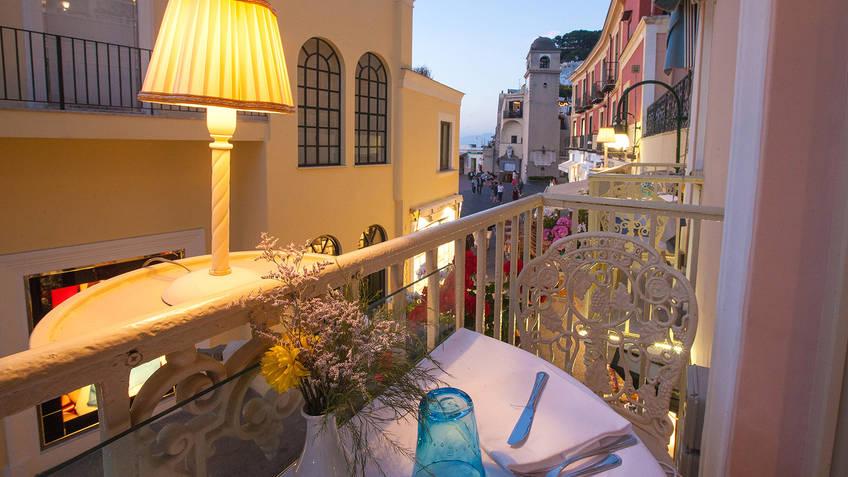 Isidoro Restaurants Capri