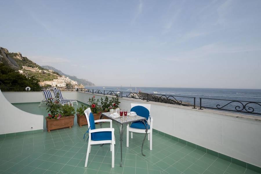 Hotel Aurora Amalfi Tripadvisor