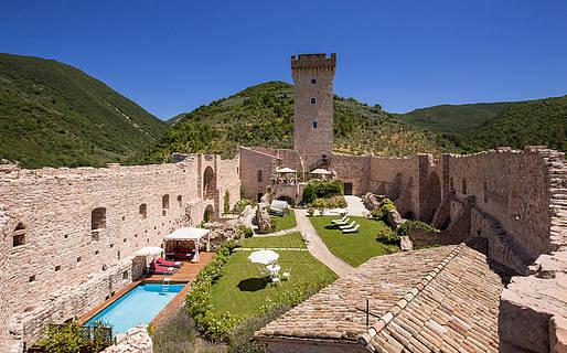 La Rocca dei Trinci Residenze d'Epoca Capodacqua di Foligno