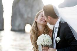 Capri on Board Wedding