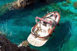 Amazing Capri Tour