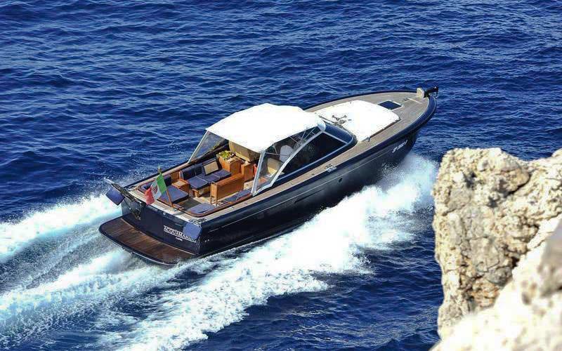 Capri Boats The Original Escursioni in mare Capri