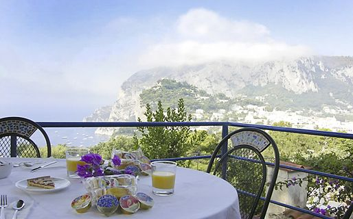 La Reginella 2 Star Hotels Capri