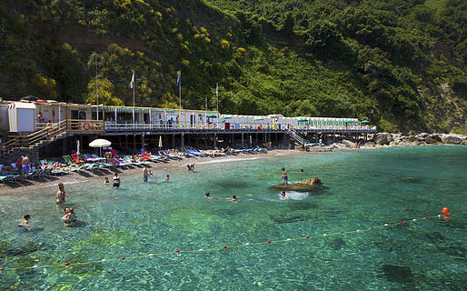 Bagni di Tiberio Bathing Establishments Capri