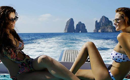 Capri Relax Boats Excurs�es mar�timas Capri