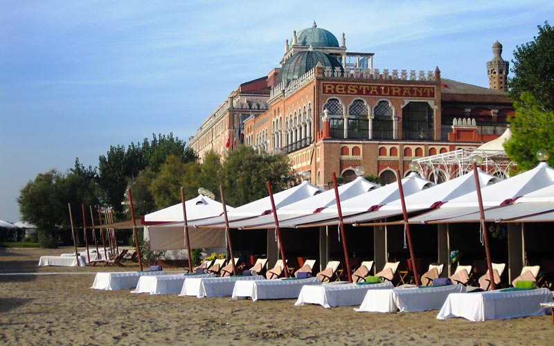 Hotel Lido Venezia  Stelle