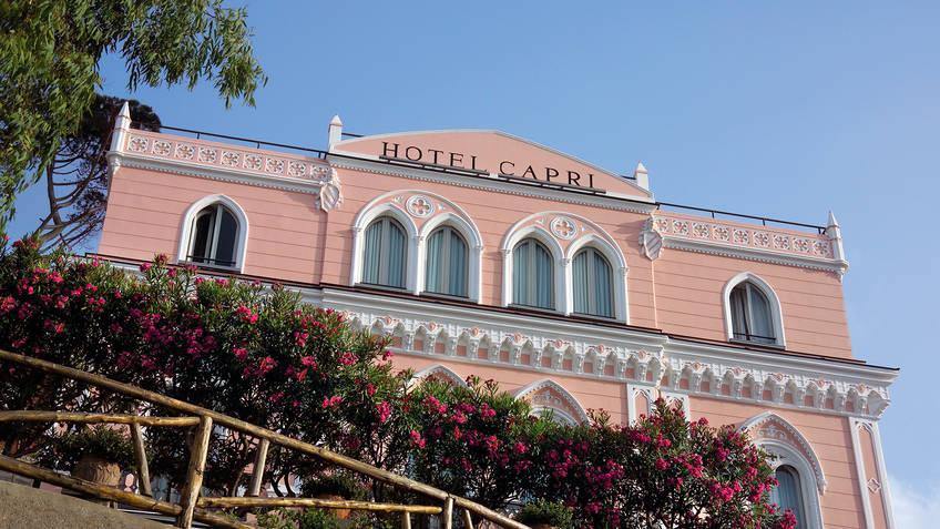 Hotel Capri Hotel 4 estrelas Capri