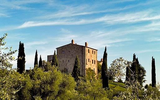 Castello di Vicarello Residenze di Campagna Poggi del Sasso - Cinigiano