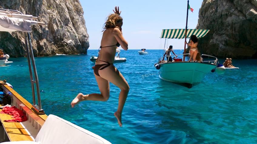 Caprionline Web agency Capri