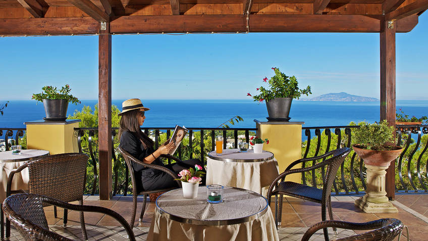 Monte Solaro Bed & Breakfast Anacapri