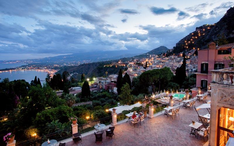 Grand Hotel Timeo Taormina Restaurant