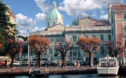 Albergo Terminus 4 Star Hotels Como