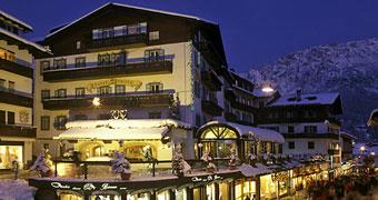 Hotel Ancora Cortina d'Ampezzo Cortina d'Ampezzo hotels