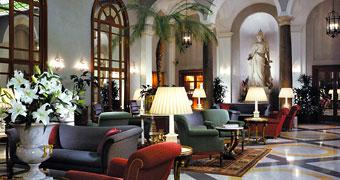 Grand Hotel De La Minerve Roma Roma hotels