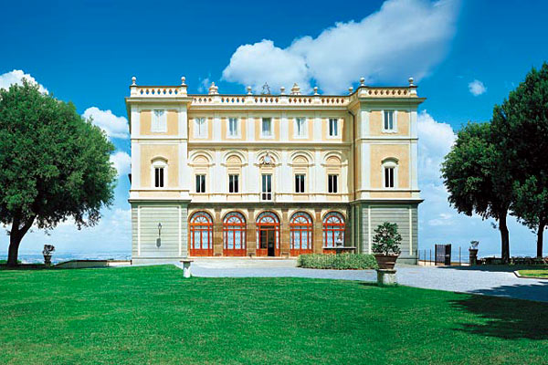 Hotel Villa Grazioli Roma