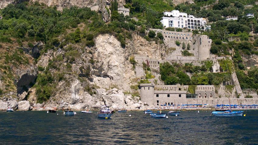 Grand Hotel Il Saraceno 5 Star Hotels Amalfi