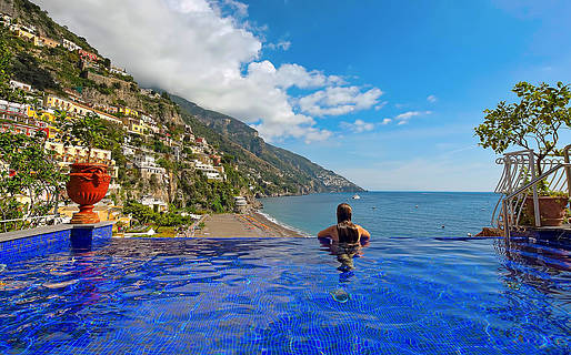 Covo dei saraceni positano and 60 handpicked hotels in for Conca verde piscine