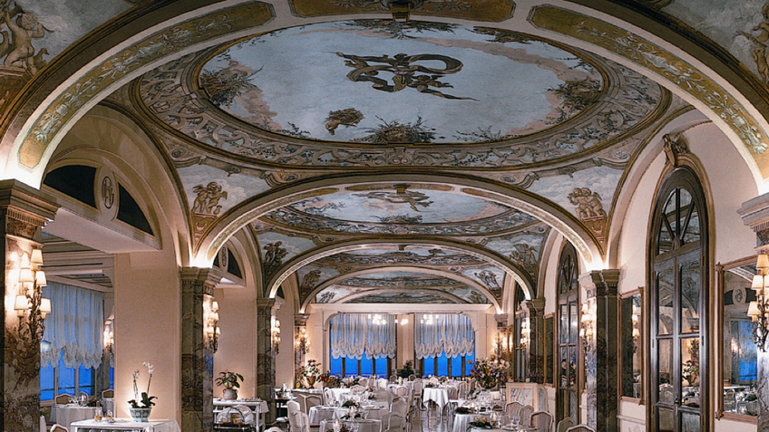 Grand Hotel Excelsior Vittoria 5 Star Hotels Sorrento