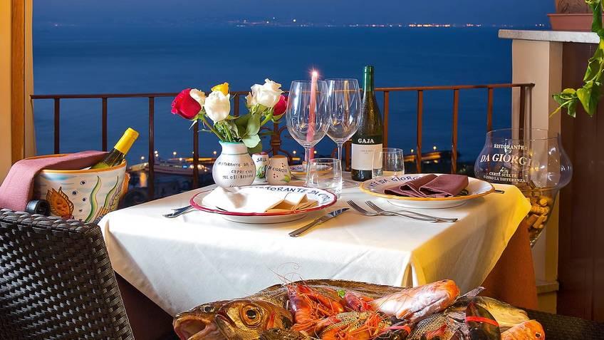 Da Giorgio Restaurants Capri