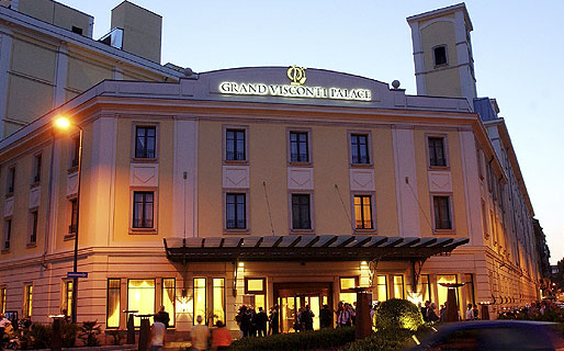 Grand Visconti Palace Hotel 4 Stelle Milano