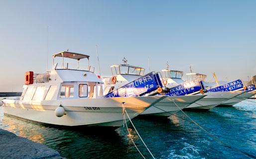 Laser Capri Excursions by sea Capri