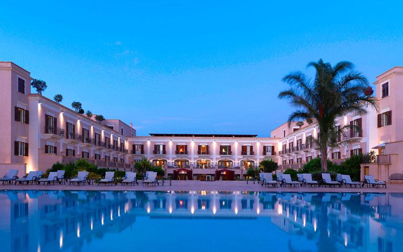 Hotel Giardino di Costanza  Hotel Mazara del Vallo