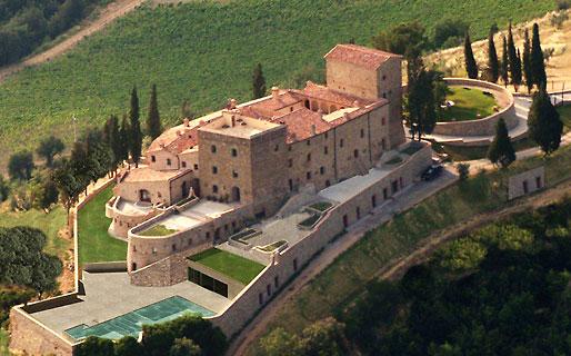 Castello di Velona Residenze di Campagna Montalcino