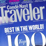 Cond� Nast Traveler - Best in the world - Top 100