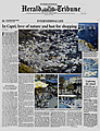 Herald Tribune - In Capri, love of nature and lust for shopping