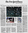 New York Times - One Capri for 'Only Visiting' and One for 'Don't Even Ask'