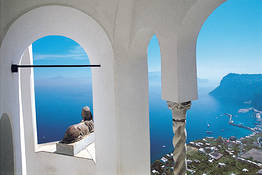 Nesea Cultural Events - The Heart of Anacapri: Tour of the Historic Center